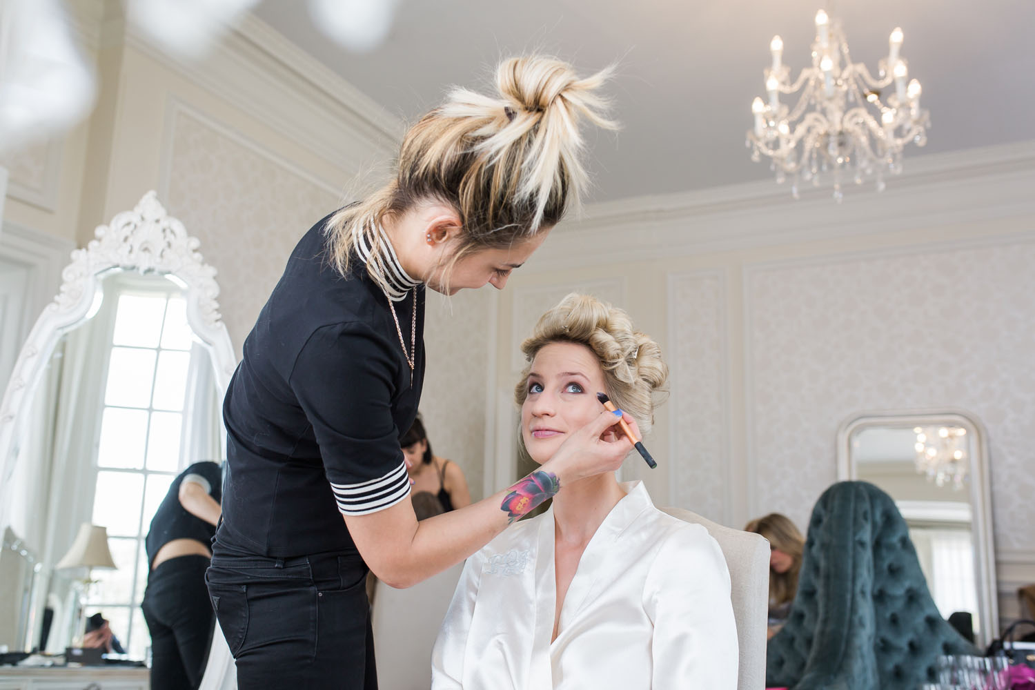 Wedding preparations - Heni Fourie Photography