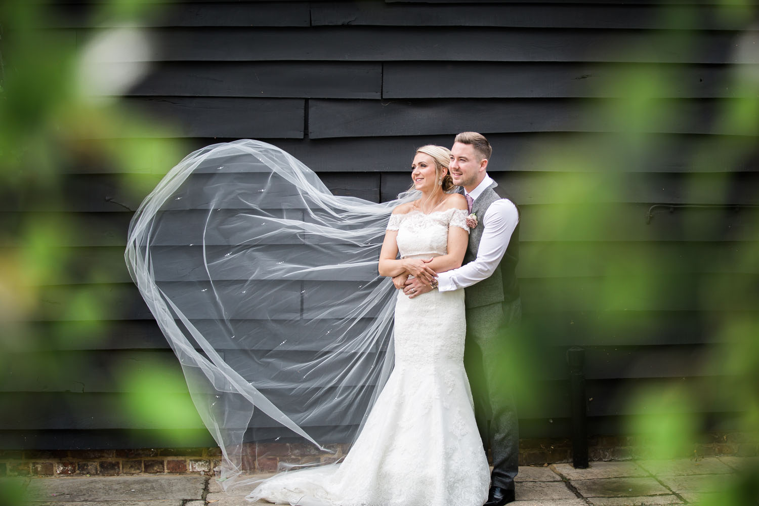 The Tudor Barn – Summer Wedding