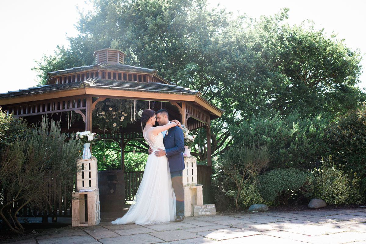The Pavilion at Lane End – Summer Wedding