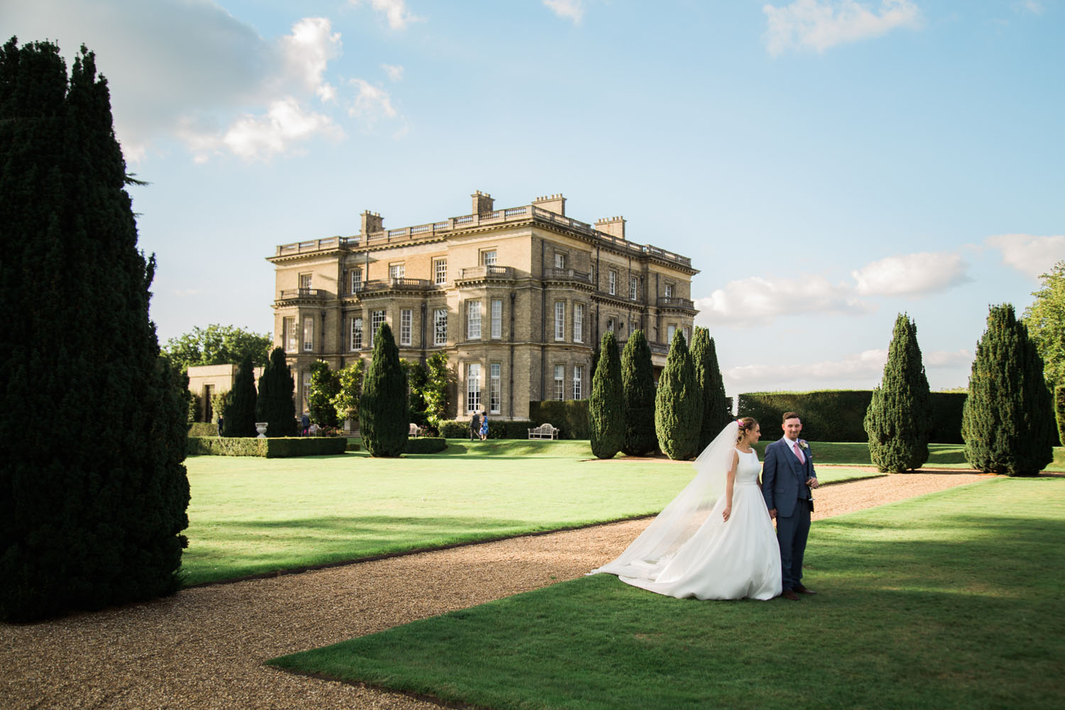 Hedsor House, Berkshire – Spring Wedding