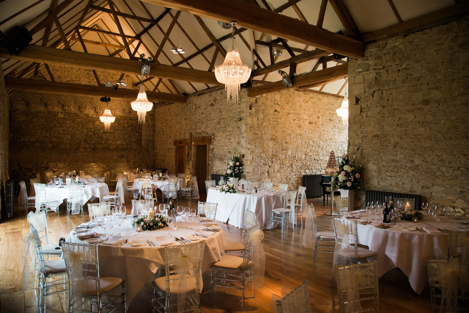 Notley Abbey Wedding Venue - photographed by Heni Fourie