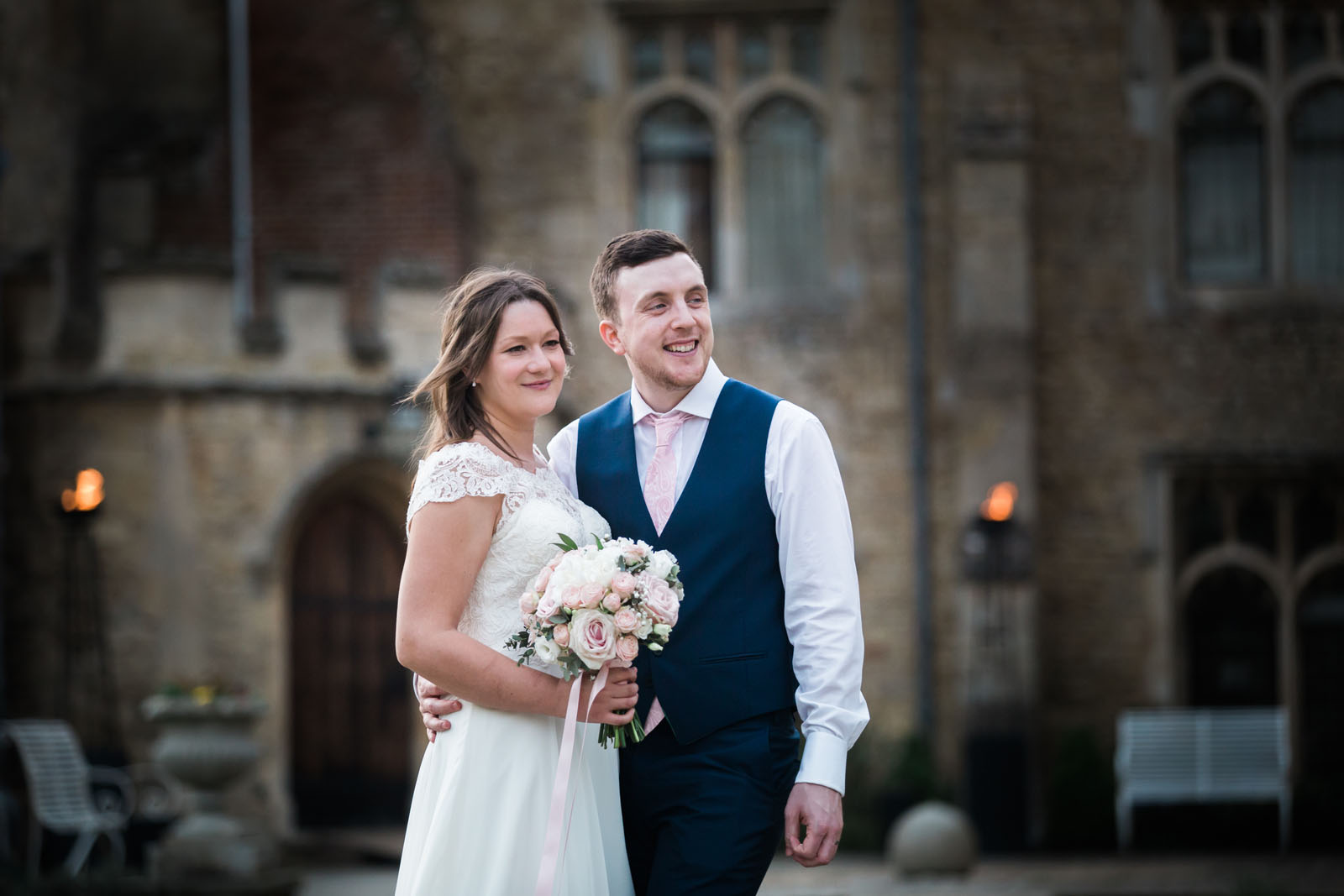 Notley Abbey Wedding Photography Buckinghamshire
