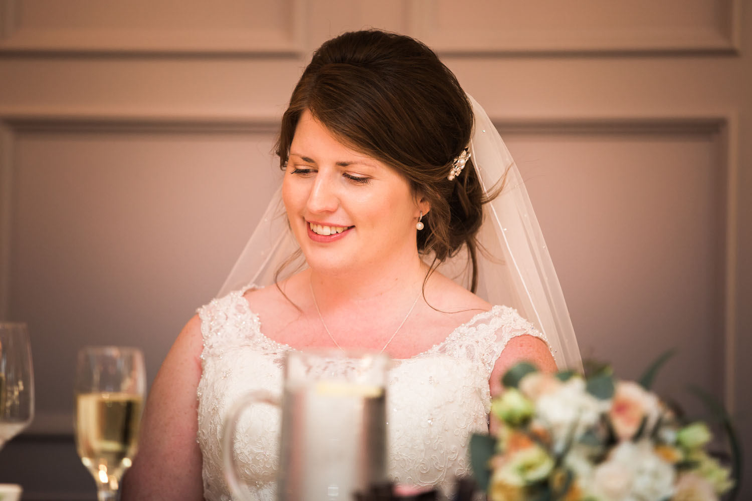 Bride at Devere Latimer