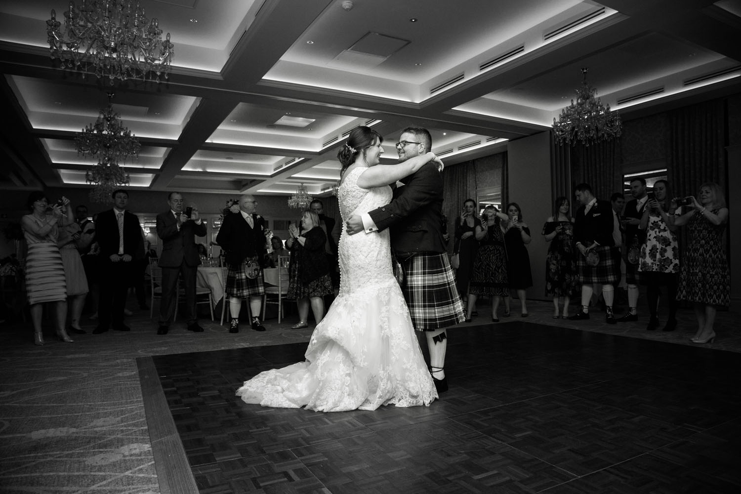 First dance - Latimer House