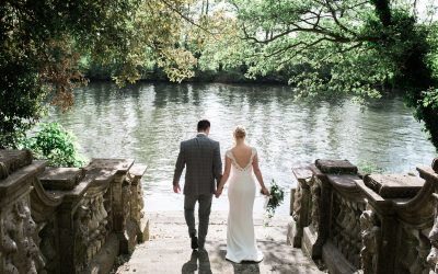 Cliveden House Wedding, Buckinghamshire