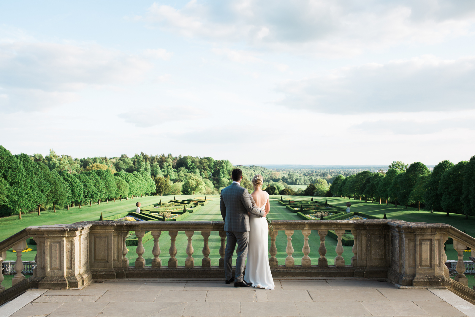 Cliveden House Wedding Photography, Buckinghamshire
