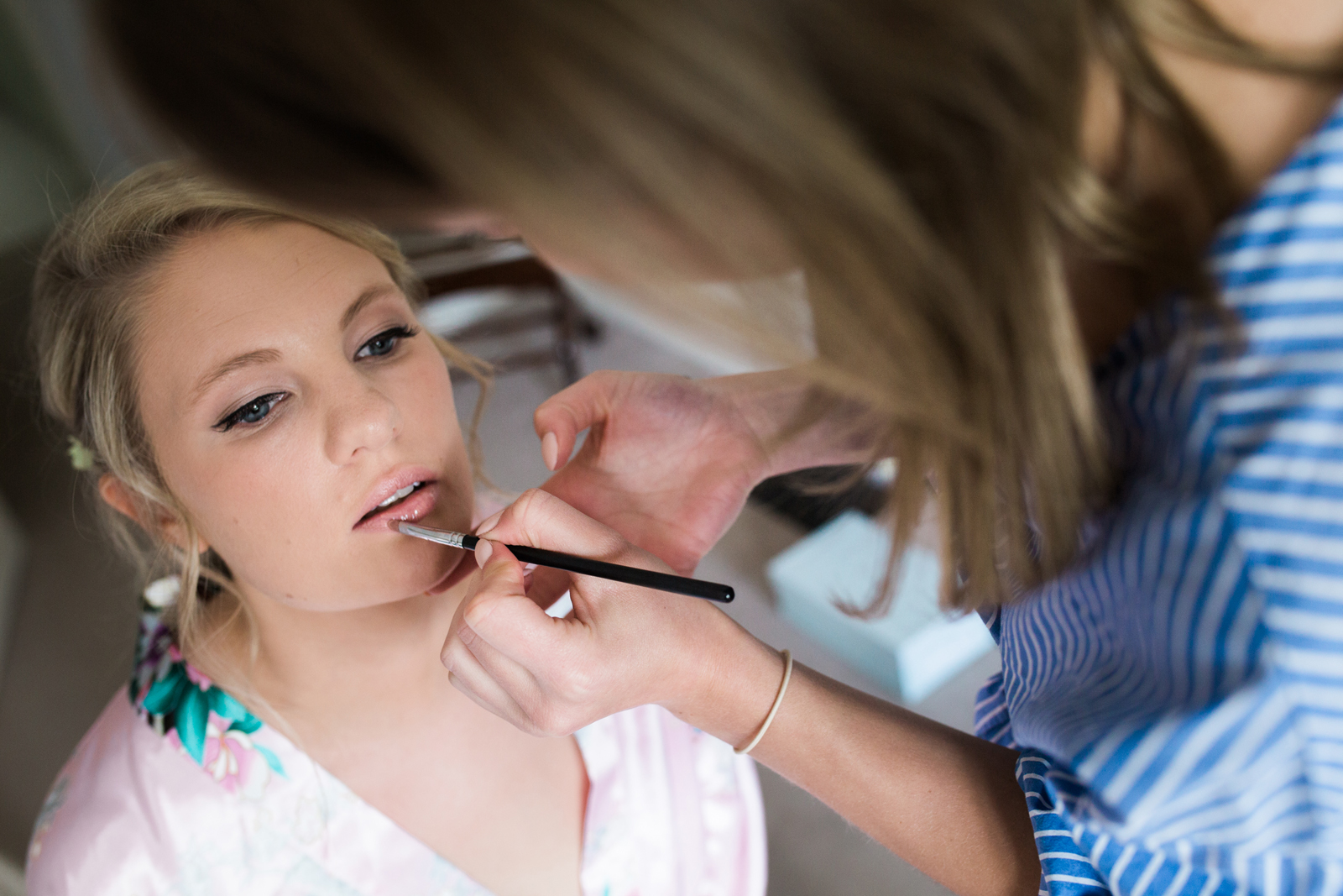 Lips - bridal prep - Heni Fourie Photography