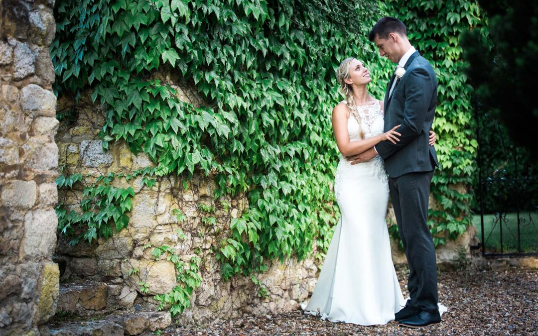 Notley Abbey, Buckinghamshire – Summer Wedding