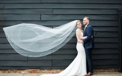 Tudor Barn Wedding, Burnham
