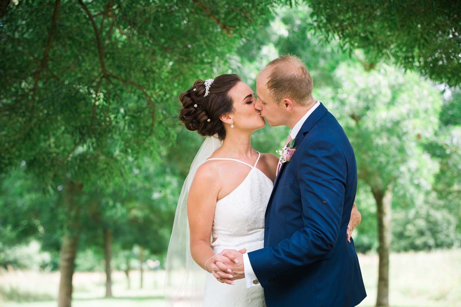 Happy Couple - photography at the pavilion weddings