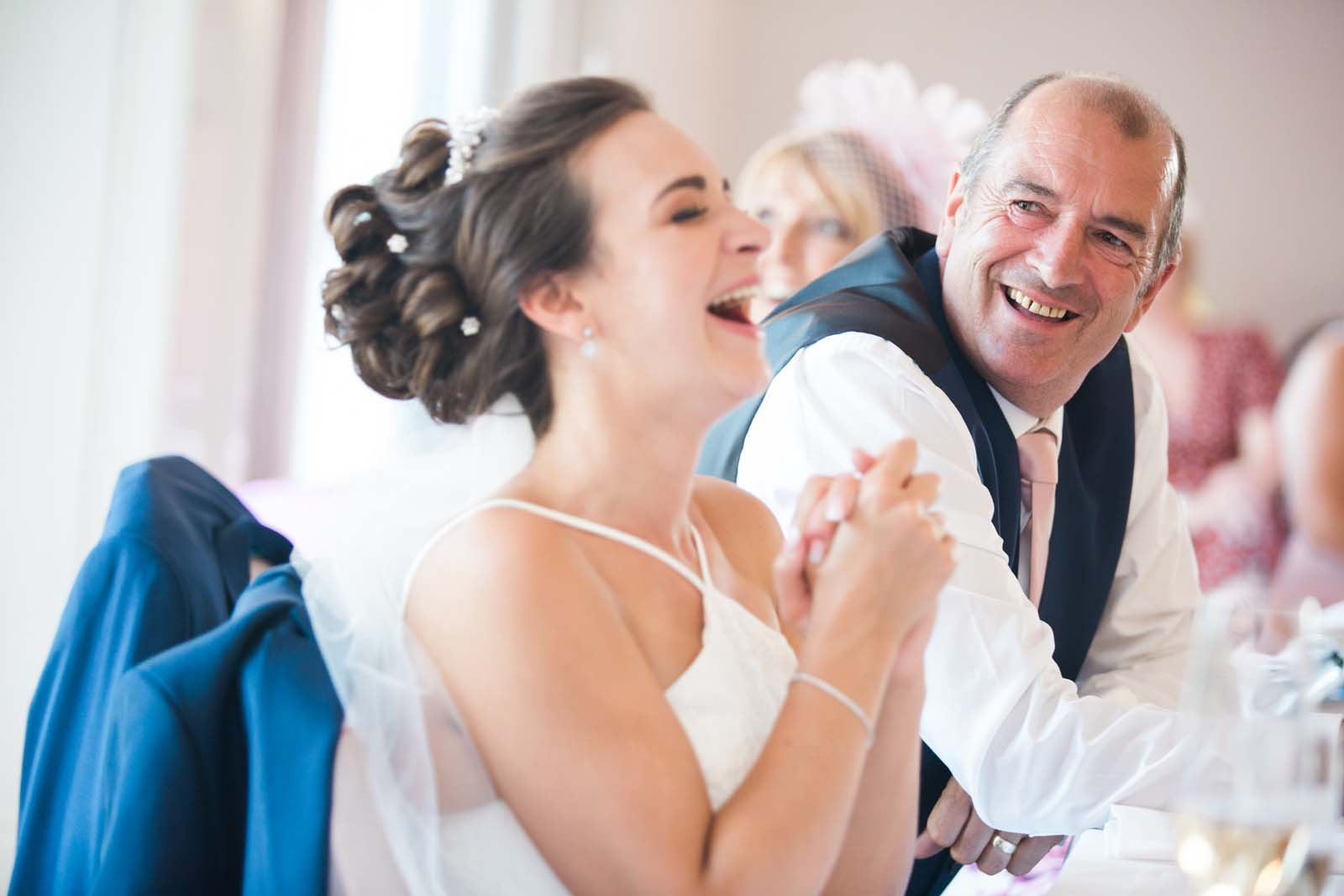 The Pavilion at Lane End Weddings - speeches