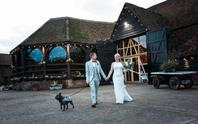 My Top Four Wedding Barns