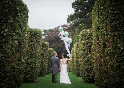 Ascot-House-Wedding-Bride-And-Groom