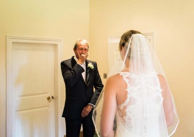 Father of The Bride - First Look - Heni Fourie Photography