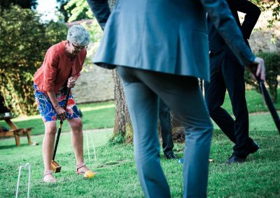 Croquet in the Ground of Notley Abbey - Heni Fourie Photography