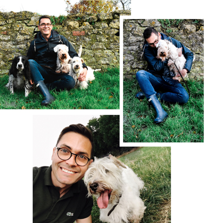 Local Photographer with Dogs